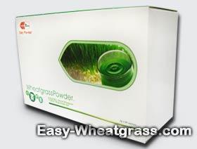 Orgainc Wheatgrass Powder