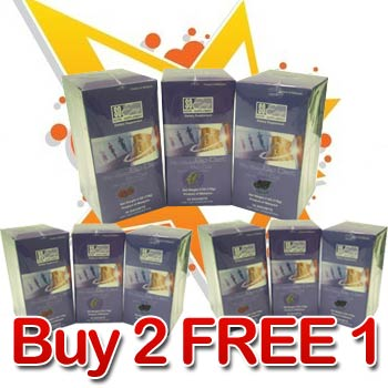 3 Days So Easy Colon Cleanse Buy 2 Free 1 Promotion