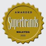 Wheatgrass Superbrands Award