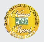 Largest Wheatgrass Tea Producer Award